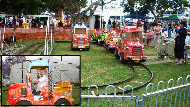Convoy Amusement Ride mini train