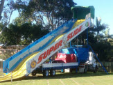 Super Slide Amusement Ride