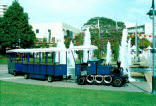 Trackless Train amusement rides